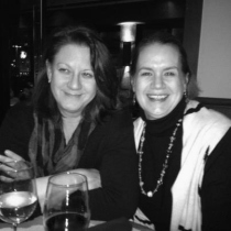 Gwen Jones and Gretchen Weerheim LSFW 13
