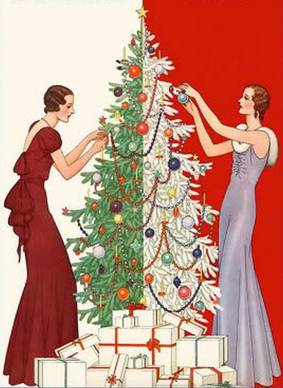 Art-Deco-Christmas-decorations