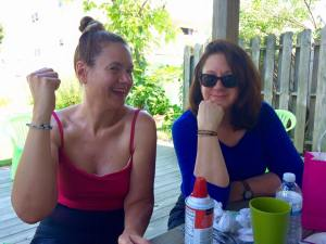 Gretchen and Gwen 8.29.15