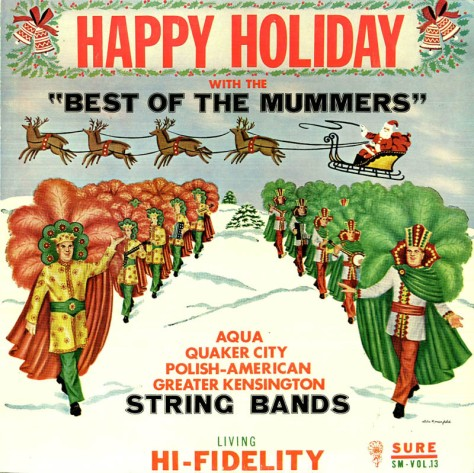 Happy Mummer Holidays!