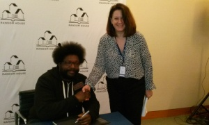 With Questlove